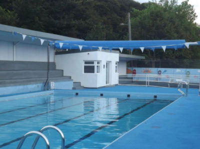 Bagenalstown Outdoor Heated Swimming Pool